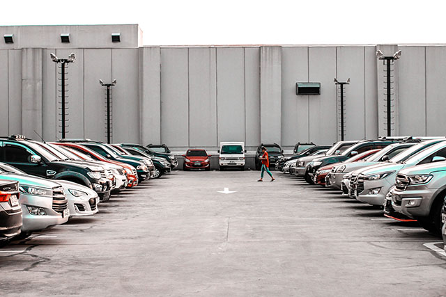 Photo of Fairmont Olympic – Garage